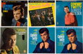 Music Memorabilia:Recordings, Conway Twitty Rockabilly LP Group of 6 (MGM, 1959-61).... (Total: 6Items)
