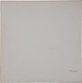 Music Memorabilia:Recordings, The Beatles (The White Album) Rare Label Variant LP (Apple 101, 1968)....