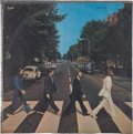 Music Memorabilia:Recordings, Beatles Abbey Road Mono LP (Brazil - Apple BTL-1008, 1970)....