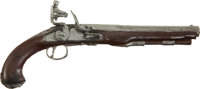 Pirates of the Caribbean: At World's End Stunt Prop Pistol Made for Johnny Depp