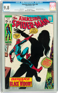 Bronze Age (1970-1979):Superhero, The Amazing Spider-Man #86 (Marvel, 1970) CGC NM/MT 9.8 Off-whiteto white pages....