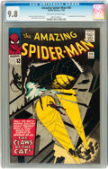 Silver Age (1956-1969):Superhero, The Amazing Spider-Man #30 (Marvel, 1965) CGC NM/MT 9.8 Off-whiteto white pages....