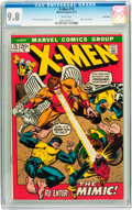 Bronze Age (1970-1979):Superhero, X-Men #75 Twin Cities pedigree (Marvel, 1972) CGC NM/MT 9.8 Whitepages....