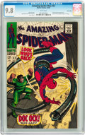 Silver Age (1956-1969):Superhero, The Amazing Spider-Man #53 Twin Cities pedigree (Marvel, 1967) CGCNM/MT 9.8 White pages....