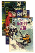 Silver Age (1956-1969):Horror, Twilight Zone File Copy Short Box Group (Gold Key, 1964-82)Condition: Average VF+.... (Total: 42 Comic Books)