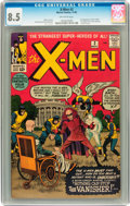 Silver Age (1956-1969):Superhero, X-Men #2 (Marvel, 1963) CGC VF+ 8.5 Off-white pages....