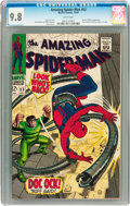 Silver Age (1956-1969):Superhero, The Amazing Spider-Man #53 (Marvel, 1967) CGC NM/MT 9.8 Whitepages....