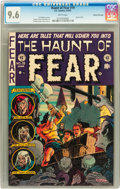 Golden Age (1938-1955):Horror, Haunt of Fear #19 Gaines File pedigree (EC, 1953) CGC NM+ 9.6 Whitepages....
