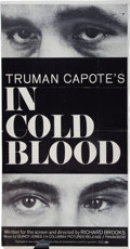 Memorabilia:Poster, In Cold Blood Movie Poster (Columbia, 1967).... (Total: 2 )