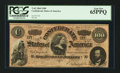 Confederate Notes:1864 Issues, T65 $100 1864 PF-3 Cr. 494.. ...