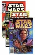 Modern Age (1980-Present):Science Fiction, Star Wars Group (Marvel, 1984-86) Condition: Average NM-....(Total: 24 Comic Books)