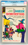 Bronze Age (1970-1979):Cartoon Character, Harlem Globetrotters #2 (Gold Key, 1972) CGC NM+ 9.6 Off-white towhite pages....