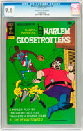 Bronze Age (1970-1979):Cartoon Character, Harlem Globetrotters #6 (Gold Key, 1973) CGC NM+ 9.6 Off-white towhite pages....