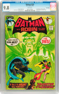 Bronze Age (1970-1979):Superhero, Batman #232 Twin Cities pedigree (DC, 1971) CGC NM/MT 9.8 Whitepages....