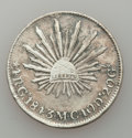 Mexico, Mexico: Republic 4 Reales Cap & Rays Collection,... (Total: 19coins)