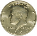Kennedy Half Dollars: , 1974-D 50C Doubled Die Obverse MS65 PCGS. PCGS Population (63/8).(#96723)...