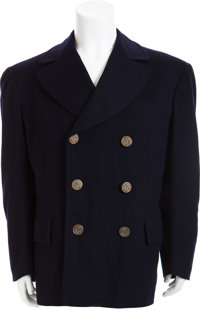 """A Pea Coat from """"Reap the Wild Wind"""" and """"Wake of the Red Witch."""""""
