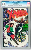 Modern Age (1980-Present):Superhero, X-Men #180 (Marvel, 1984) CGC NM/MT 9.8 Off-white to white pages....