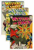 Silver Age (1956-1969):Science Fiction, Mystery in Space Group (DC, 1959-66) Condition: Average VG.... (Total: 34 Comic Books)