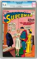 Silver Age (1956-1969):Superhero, Superman #120 (DC, 1958) CGC NM 9.4 Off-white to white pages....