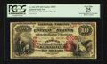 National Bank Notes:North Carolina, Fayetteville, NC - $10 1875 Fr. 416 The Peoples NB Ch. # 2003. ...