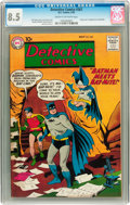 Silver Age (1956-1969):Superhero, Detective Comics #267 (DC, 1959) CGC VF+ 8.5 Cream to off-whitepages....