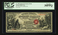 National Bank Notes:Kentucky, Franklin, KY - $5 Original Fr. 399 The First NB Ch. # 1760. ...