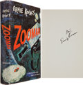 Movie/TV Memorabilia:Autographs and Signed Items, Ernie Kovacs Signed Copy of His Novel Zoomar....