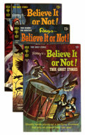 Bronze Age (1970-1979):Horror, Ripley's Believe It Or Not! File Copies Group (Gold Key, 1968-80)Condition: Average VF+.... (Total: 72 Comic Books)