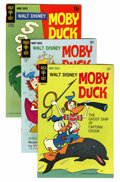 Bronze Age (1970-1979):Cartoon Character, Moby Duck File Copies Group (Gold Key/Whitman, 1967-70) Condition:Average VF+.... (Total: 28 Comic Books)