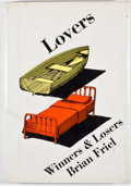 Books:First Editions, Brian Friel. Lovers. New York: Farrar, Straus and Giroux,[1968]. First edition, first printing. Octavo. Publisher's...