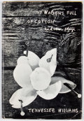 Books:First Editions, Tennessee Williams. 27 Wagons Full of Cotton. Norfolk: NewDirections, 1953. First edition. Octavo. Publisher's bind...