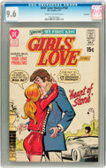Bronze Age (1970-1979):Romance, Girls' Love Stories #160 Savannah pedigree (DC, 1971) CGC NM+ 9.6Cream to off-white pages....