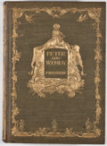 Books:Children's Books, J. M. Barrie. Peter and Wendy. New York: Charles Scribner'sSons, [1911]. First American edition. Octavo. Publis...