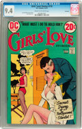 Bronze Age (1970-1979):Romance, Girls' Love Stories #176 Savannah pedigree (DC, 1973) CGC NM 9.4Cream to off-white pages....