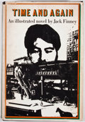 Books:First Editions, Jack Finney. Time and Again. New York: Simon and Schuster,[1970]. First edition, first printing. Octavo. Publisher'...