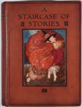 Books:Children's Books, Louey Chisholm and Amy Steedman. A Staircase of Stories.London: Jack, [ca. 1919]. Octavo. Publisher's binding. 31 c...