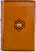 Books:Children's Books, A. A. Milne. When We Were Young. London: Methuen, [1927].Sixteenth edition. Octavo. Publisher's full leather. Ill...
