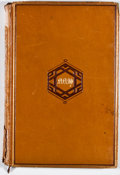 Books:Children's Books, A. A. Milne. Now We Are Six. London: Methuen, [1928]. Fourthedition. Octavo. Publisher's full leather. Illustrate...