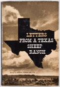 Books:First Editions, Harry James Brown [editor]. Letters From a Texas SheepRanch. Unbana: University of Illinois Press, 1959. First ...