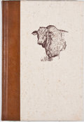 Books:Signed Editions, Laurence M. Lasater. SIGNED/LIMITED. The Lasater Philosophy of Cattle Raising. El Paso: Texas Western Press, 1972. F...