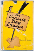 Books:First Editions, Charles E. Coombes. The Prairie Dog Lawyer. Dallas: TexasFolklore Society, 1945. First edition. Octavo. Publisher's...