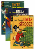 Silver Age (1956-1969):Cartoon Character, Uncle Scrooge and Others - Savannah pedigree Group (Gold Key/Charlton, 1960s-70s) Condition: Average VF/NM.... (Total: 7 Comic Books)