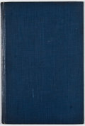 Books:First Editions, T. Clifford Allbutt. On Professional Education With SpecialReference to Medicine. London: Macmillan, 1906. Firs...