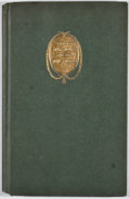 Books:First Editions, William Osler. The Old Humanities and the New Science.Boston: Houghton Mifflin, 1920. First American edition. Octav...