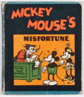 Books:Children's Books, Walt Disney. Three Charming Mickey Mouse Books, including:Mickey Mouse's Misfortune. [and:] Mickey Mouse Will N...(Total: 3 Items)