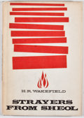 Books:First Editions, H. Russell Wakefield. Strayers From Sheol. Sauk City: ArkhamHouse, 1961. First edition. Octavo. Publisher's binding...