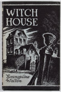 Books:First Editions, Evangeline Walton. Witch House. Sauk City: Arkham House,1945. First edition. Octavo. Publisher's binding and du...