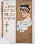Books:First Editions, Harrison Fisher. American Beauties. Indianapolis: BobbsMerrill, [1909]. First edition. Quarto. Publisher's bind...