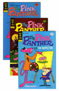 Bronze Age (1970-1979):Cartoon Character, Pink Panther File Copies Group (Gold Key, 0) Condition: AverageVF+.... (Total: 32 Comic Books)
